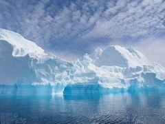 Antarktische Eiswelt