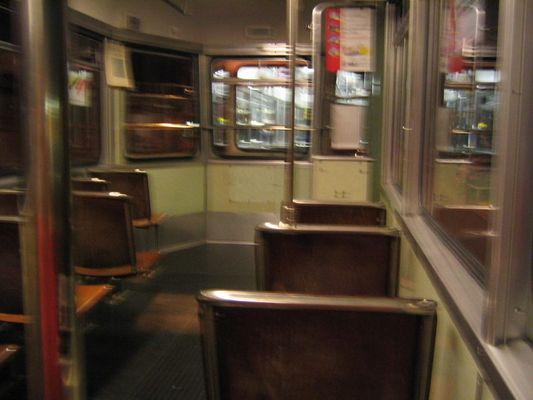 00.42 im tram