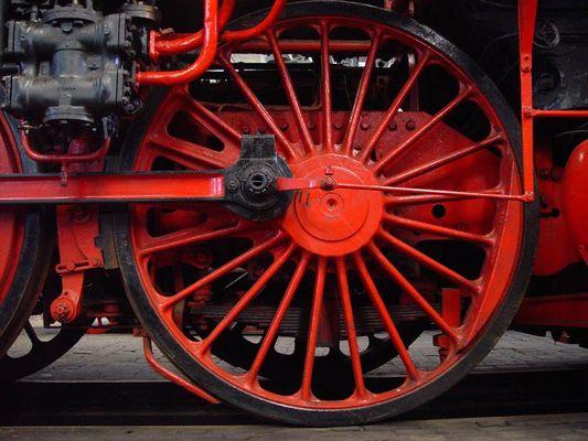 01 008 im Eisenbahnmuseum Bochum-Dahlhausen