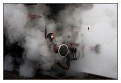 01 1066 unter Dampf