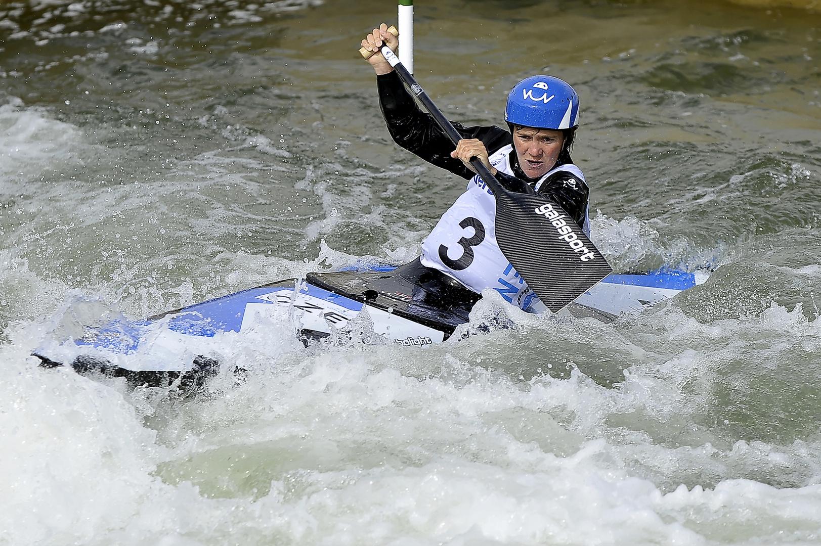 01 Wildwasser Kanu-Europameisterschaft 2014 Verbund Wasserarena Wien