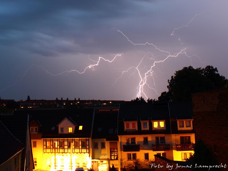 01.07.2013 |TH| Blitzshow im Eichsfeld