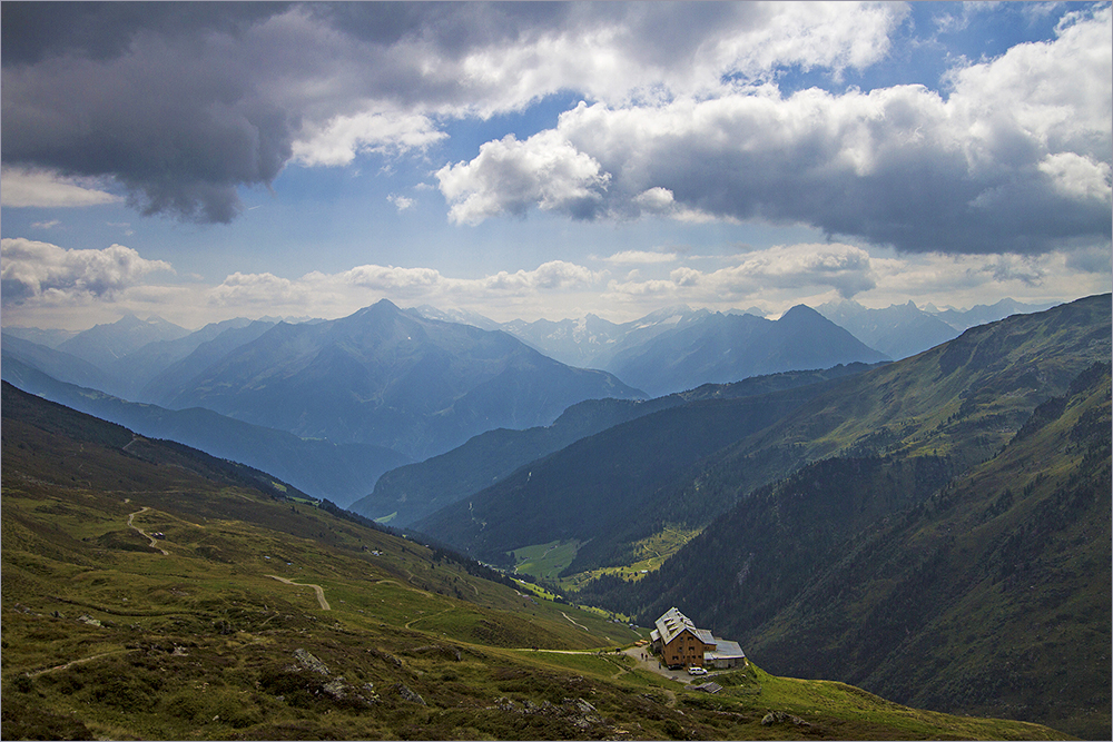 01.09.2013 Rastkogelhütte