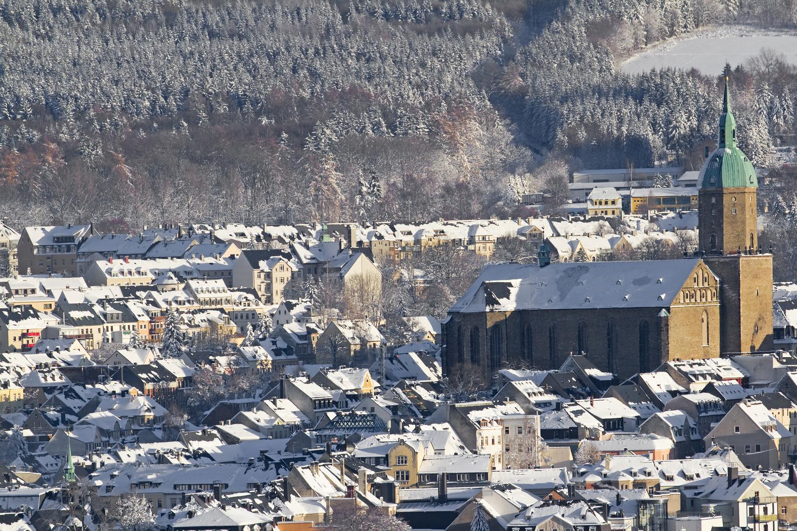 ***01.12.12 Annaberg mit der St. Annen Kirche***