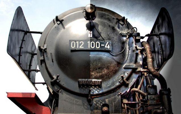 012 100-4 - Original und (Ver-) Fälschung