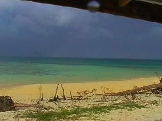 02 - Am Strand auf Koh Bulon Lae, 1999/2000