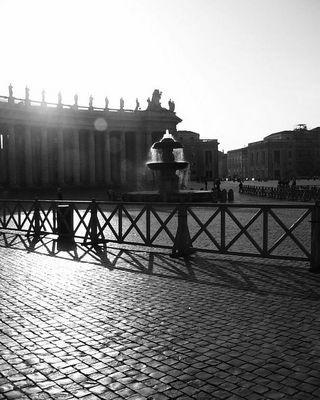 02.05.06, Petersplatz, Rom