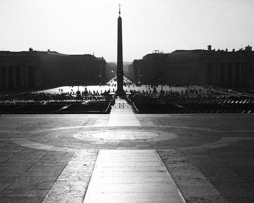 02.05.06, Petersplatz,, Rom