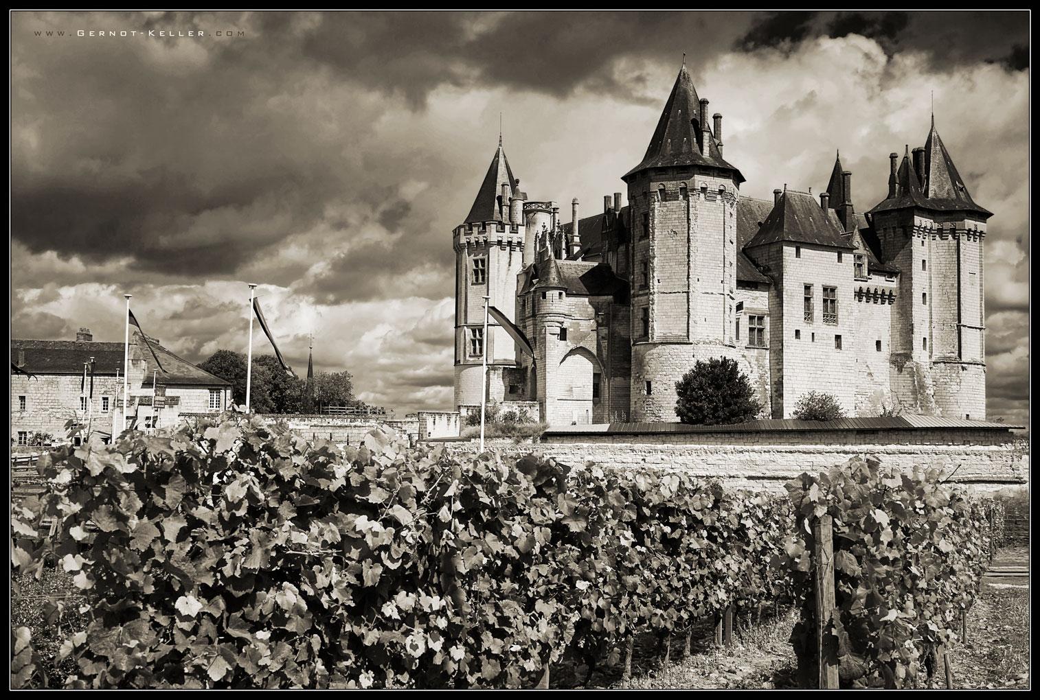 02137 - Val de Loire - Chateau de Saumur