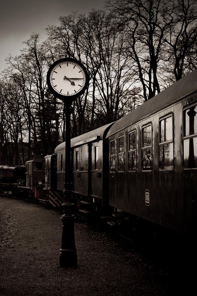 #03 Endstation Zechenbahnhof