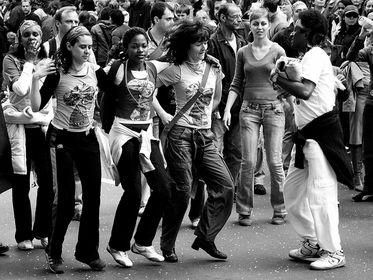 Die Parade der Kulturen