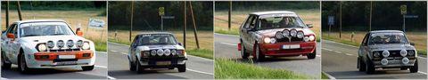 56. Cosmo Rallye Wartburg Eisenach - Exoten! von SUZIKJU