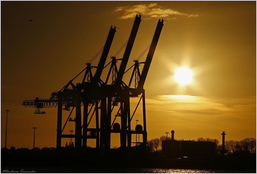 04.11.2007 - Hamburger Hafen