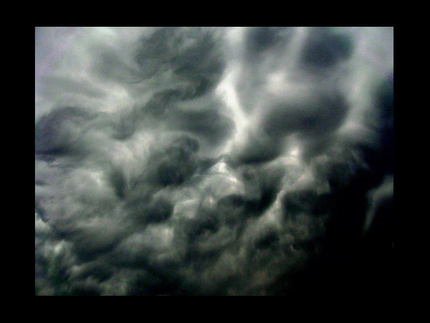 #07 / Gewitterwolken-Innereien