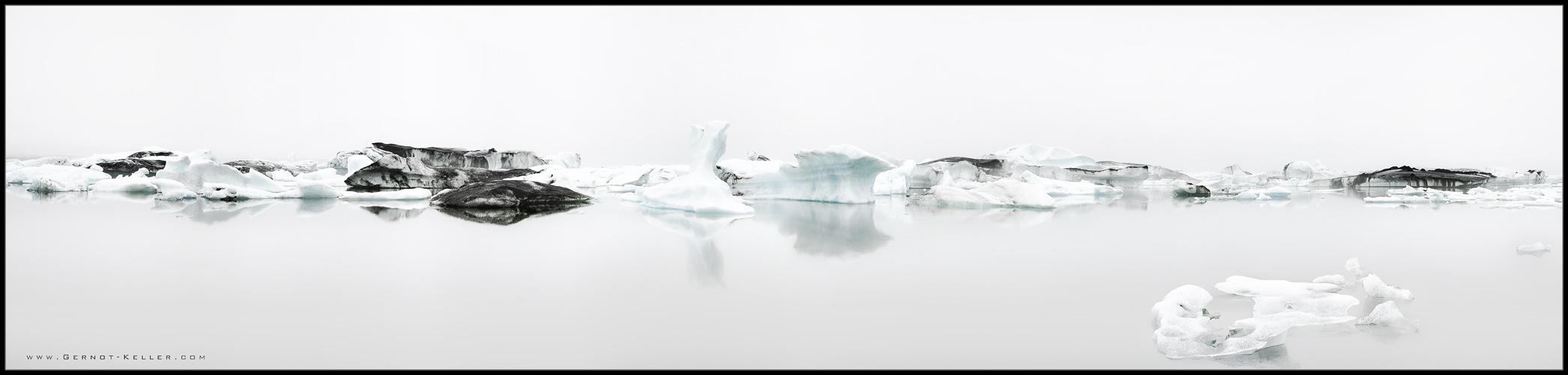 08440 - Iceland, Jökulsarlon Pano