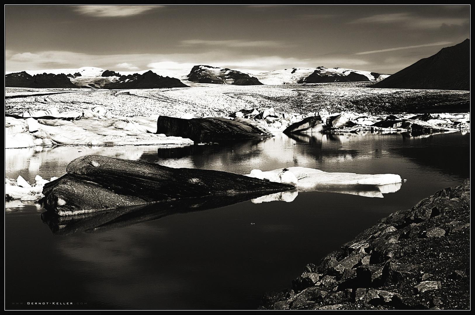 08682 - Iceland, Joekullsarlon