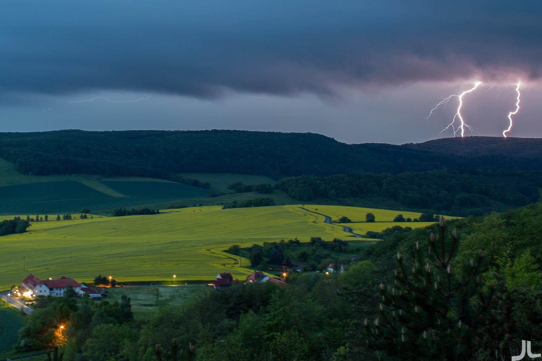 09.05.2014 | Gewitter im Südeichsfeld