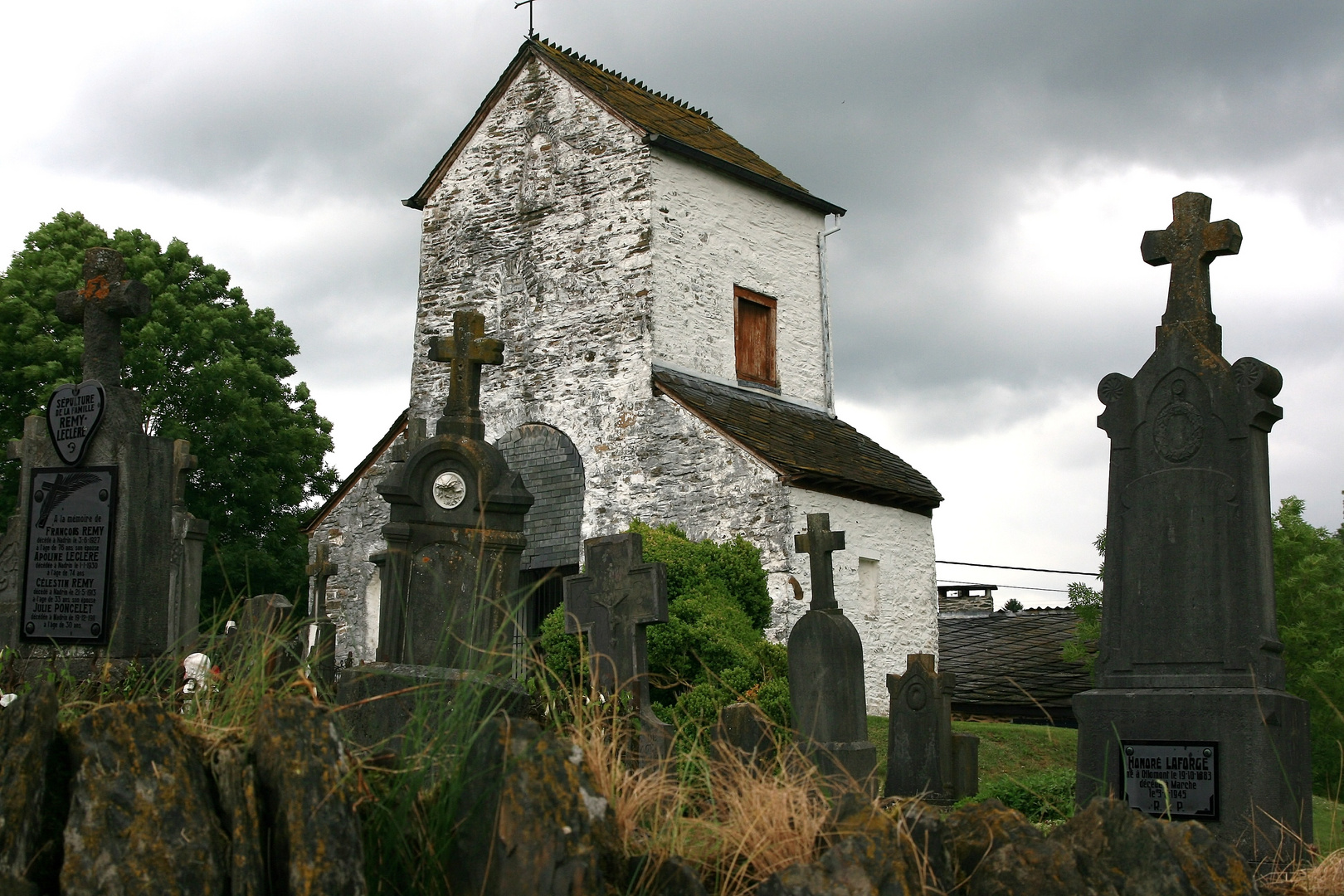 09738 alter Friedhof Ollomont