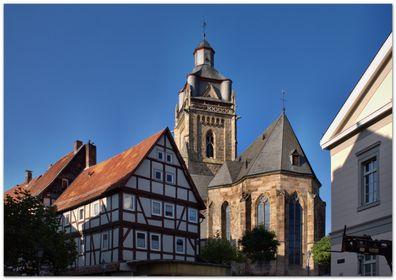 Außenansichten von Kirchen