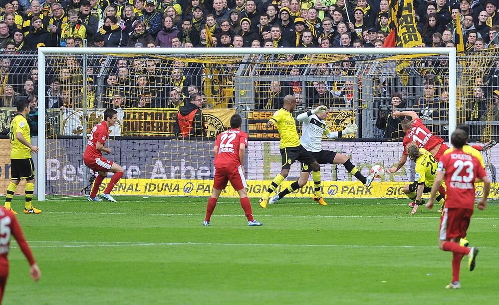 1 : 0 Freiburg
