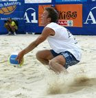 1-2 Finale Beachvolleyball Gmunden