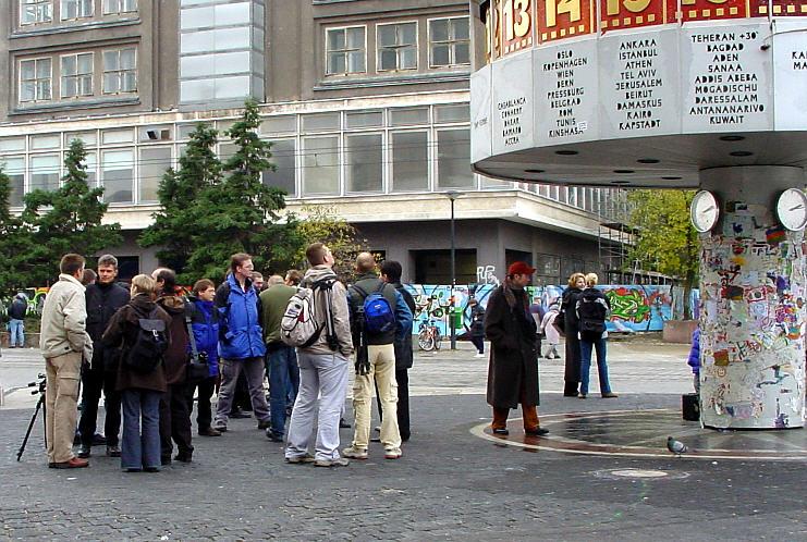 1. Berliner fc-Usertreffen 11/´01