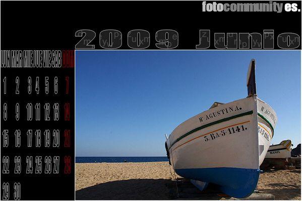 1º CALENDARIO FC ES 2009. - JUNIO