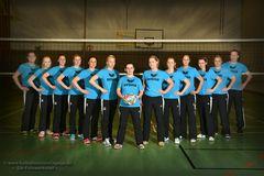 1. Damen SC Hennen Volleyball