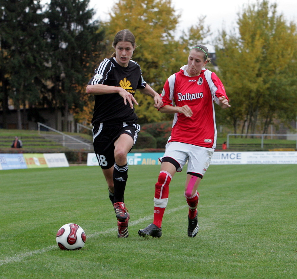1 FFC Frankfurt vs. SC Freiburg 03