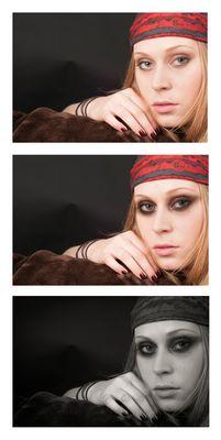 1 Foto 3 Versionen