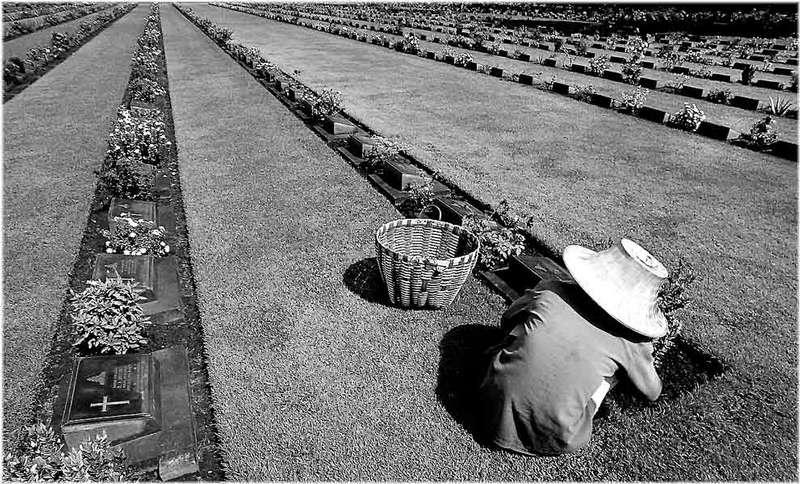 1 Gärtner,2.Weltkrieg und zuviel Gräber