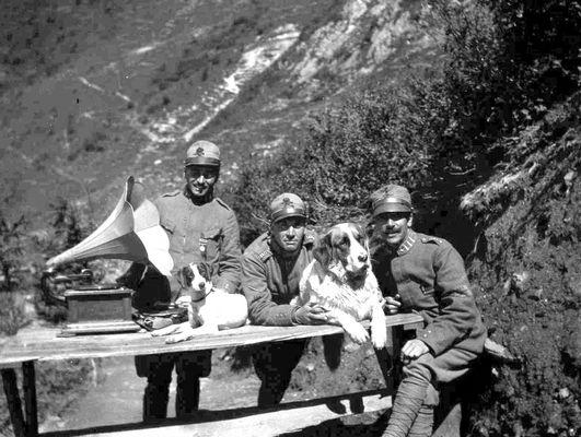 1 GUERRA MONDIALE 1914-1918