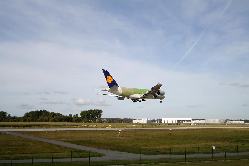 1. LH A380