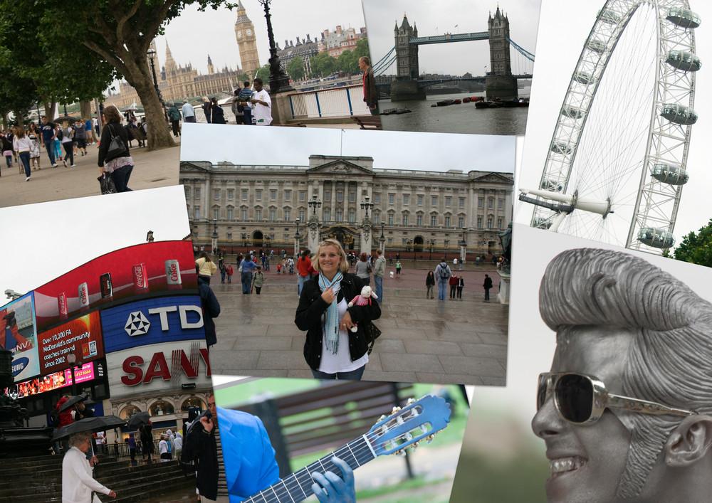 1. London Tour !