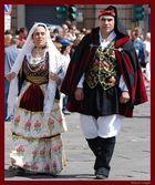 1 Maggio 2008 - Sagra di Sant'Efisio a Cagliari - Coppia