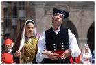 1 Maggio 2008 - Sagra di Sant'Efisio a Cagliari - Coppia di partecipanti