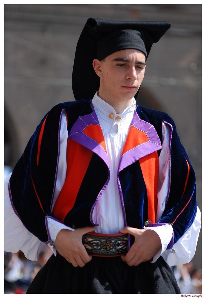 1 Maggio 2008 - Sagra di Sant'Efisio a Cagliari - Partecipante