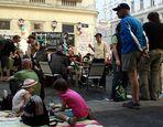 1. Mai-Straßenfest im 2. Bezirk