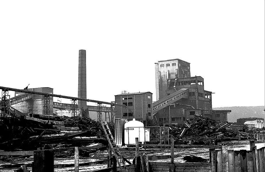 1 Million Tonnen Koks wurden hier gemacht-im Jahr!