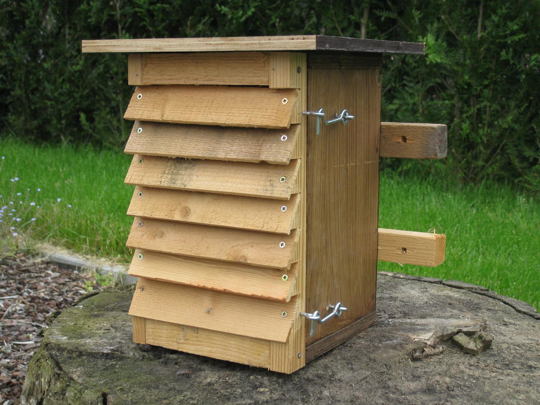 (1) mon nid à coccinelles artisanal (vue extérieure)