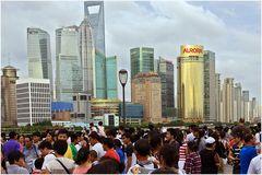 1 Mrd. Menschen- Eindrücke in China...