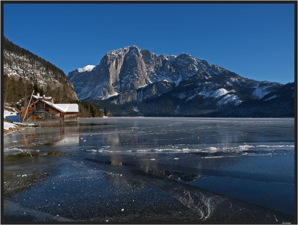 1. Rund um den Altausseer See ...