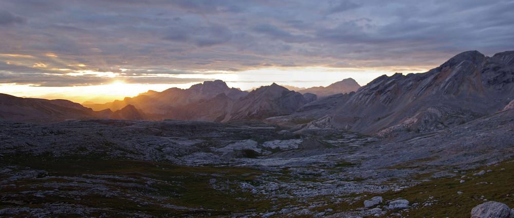 1. Sonnenaufgang