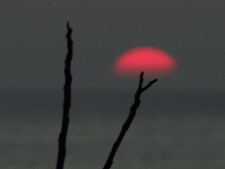 1) Sonnenuntergang in Rovinj