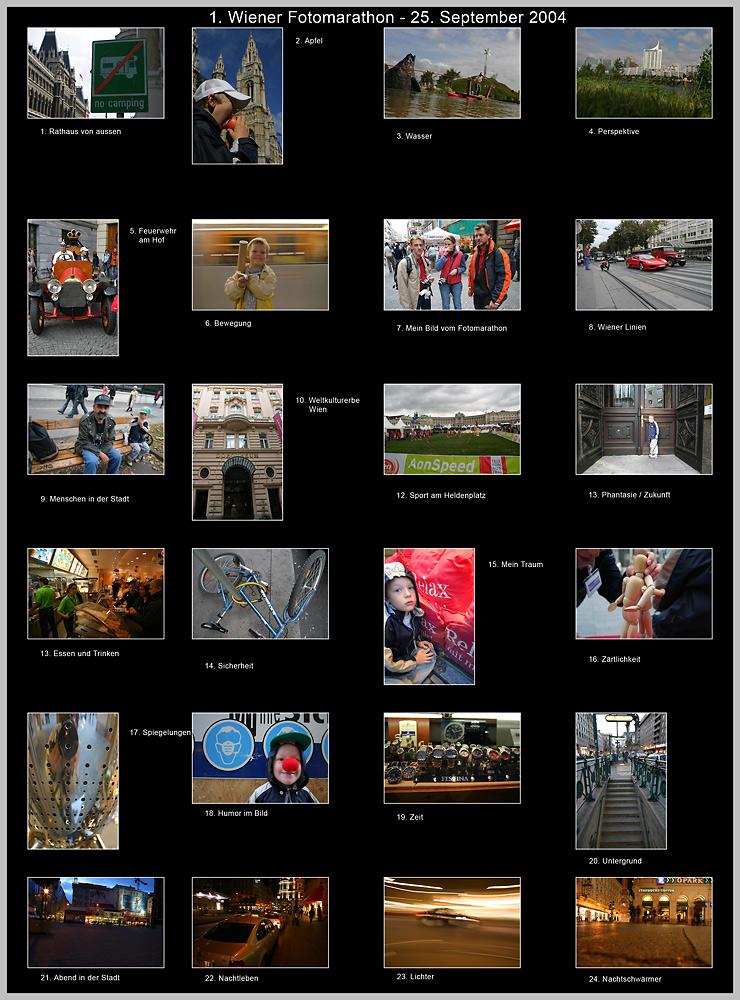 1. Wiener Fotomarathon