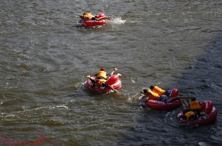 10. Badeinsel-Regatta Bremen
