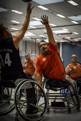 10 Jahre Brandeburgischer Rollstuhlbasketball Cup