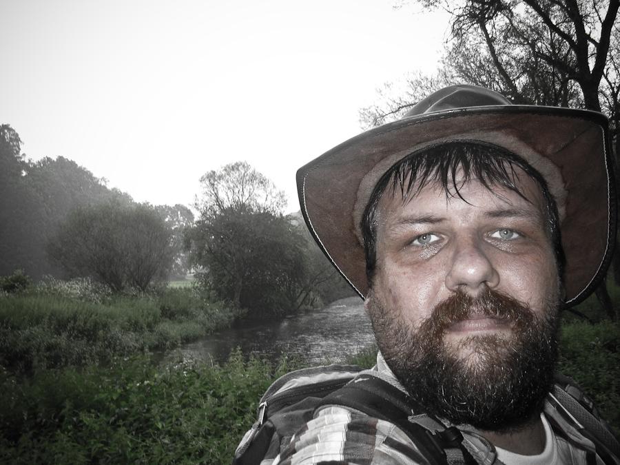10 Jahre im Wald ohne Kontakt zu Menschen ...