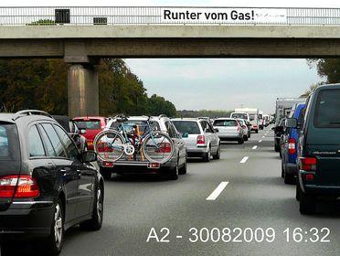 24.8. - 30.8.09 - Reisen