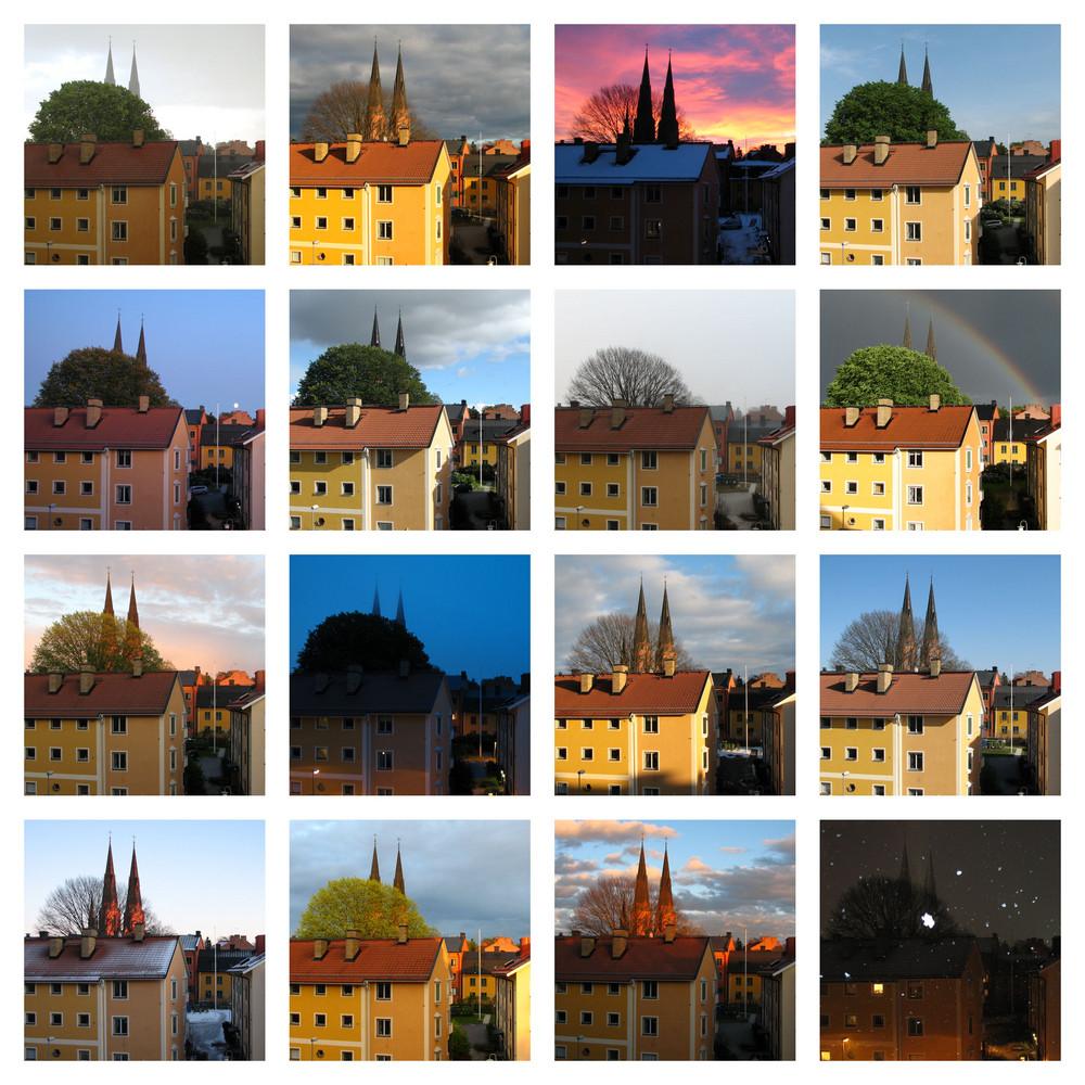 10 Monate Uppsala